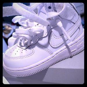 Nike Air Force 1 Size 6C NWT